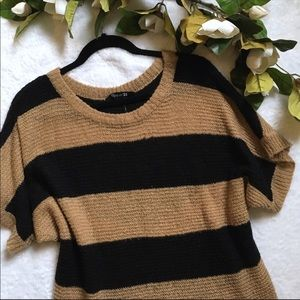 Super cute forever 21 striped sweater